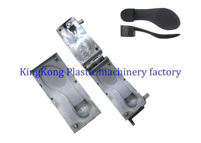 Single color PVC/TPR lady heel mold , PVC Lady heel mold for shoe making machine