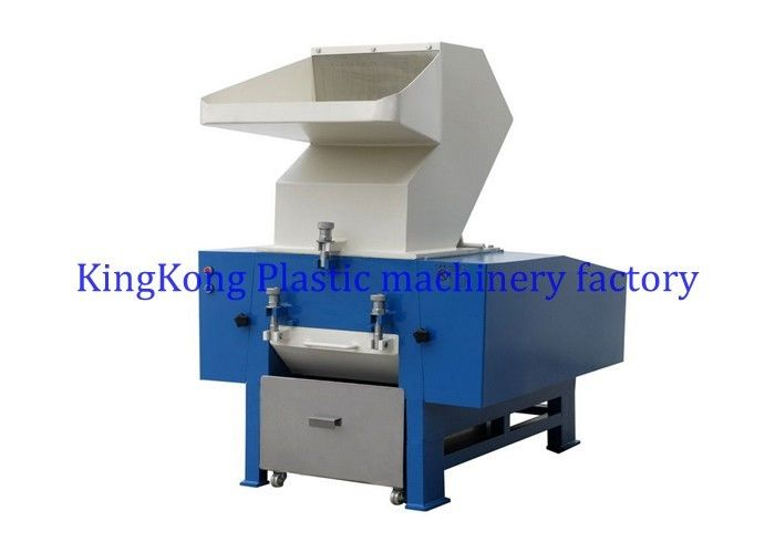 Plastic Crusher Machine For Footwear Wasted Material , High Speed Plastic Grinding Machine