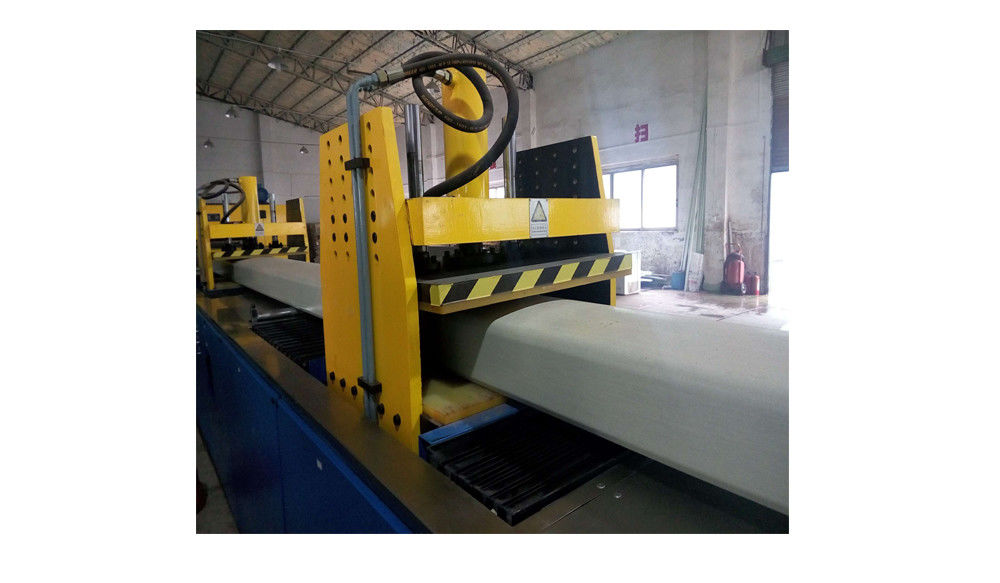 Hollow Decking / Panel Fiberglass Pultrusion Machine 0.1-1 Meter/Min